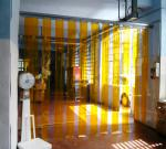 Tenda a strisce bicolore - PVC strip curtains
