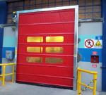 porte rapide ad impacchettamento velo pack atex - high speed fold up doors velo pack atex 2